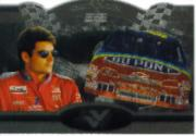 1996 Upper Deck Virtual Velocity #VV1 Jeff Gordon