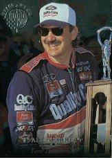 1996 Upper Deck Road To The Cup #RC12 Dale Jarrett