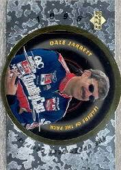 1996 Upper Deck Road To The Cup Leaders of the Pack #LP4 Dale Jarrett