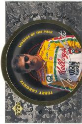 1996 Upper Deck Road To The Cup Leaders of the Pack #LP5 Terry Labonte