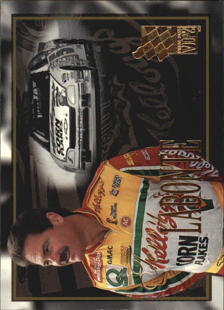 1996 VIP #15 Terry Labonte