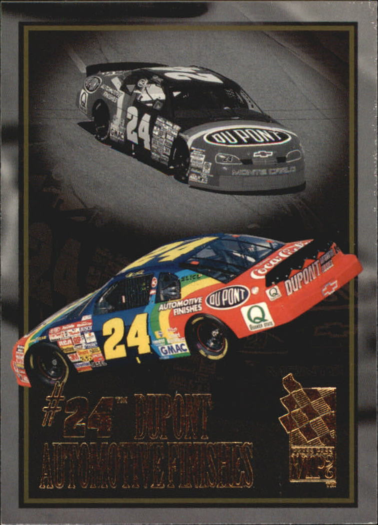 1996 VIP #37 Jeff Gordon's Car