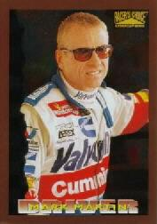 1996 Racer's Choice Speedway Collection Artist's Proofs #6 Mark Martin
