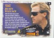1996 Racer's Choice Speedway Collection #26 Rusty Wallace's Car