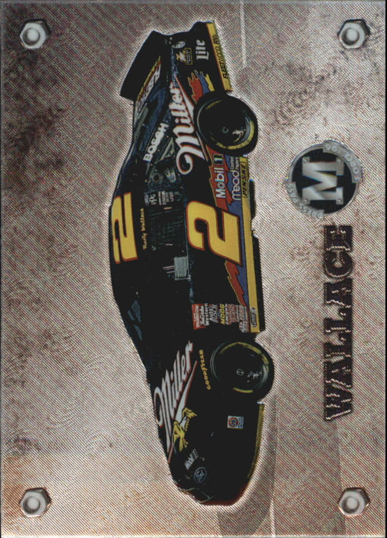 1996 M-Force #2 Rusty Wallace's Car