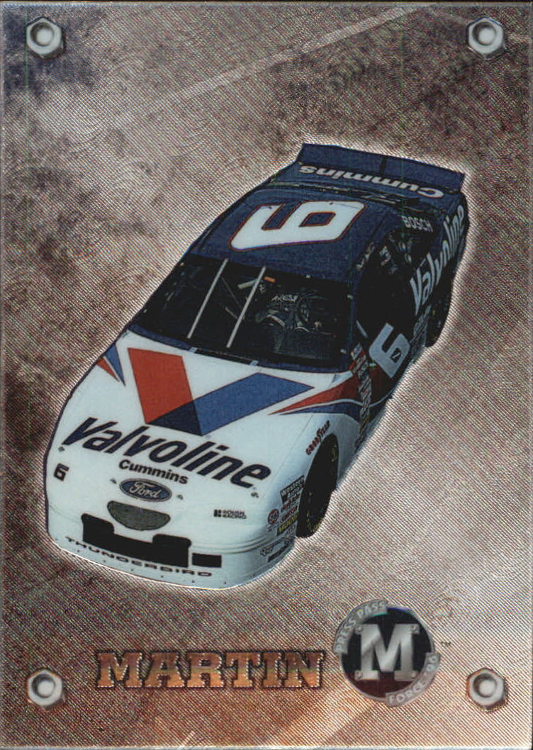 1996 M-Force #10 Mark Martin's Car