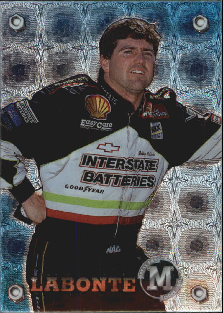 1996 M-Force #17 Bobby Labonte