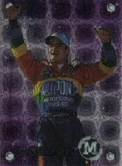 1996 M-Force #19 Jeff Gordon