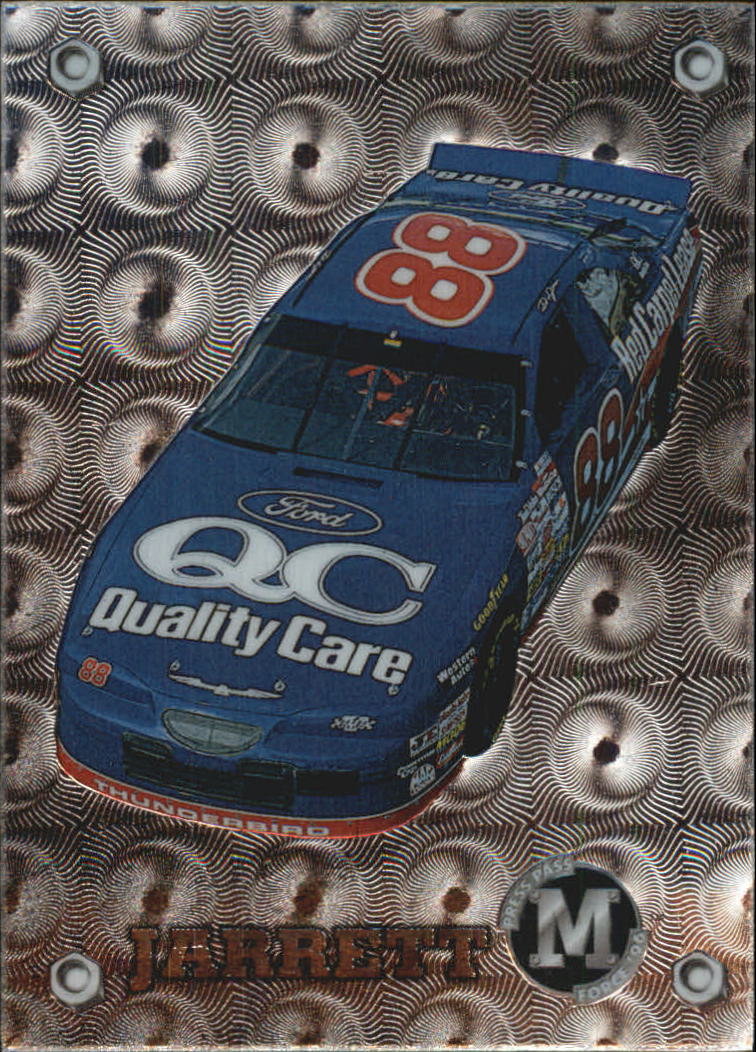 1996 M-Force #34 Dale Jarrett's Car