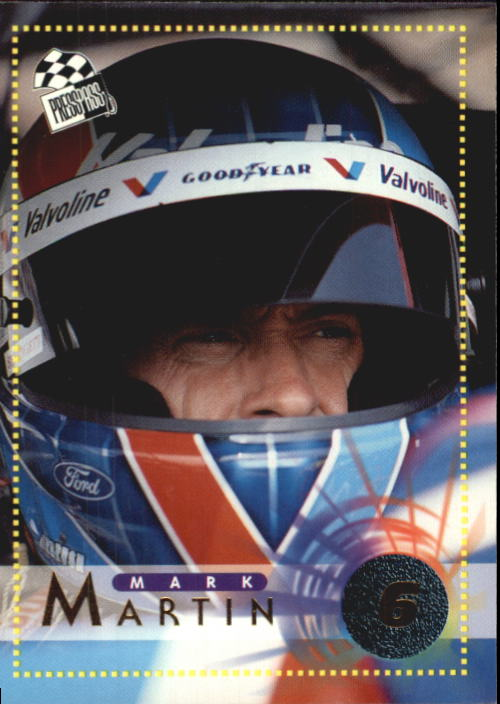 1996 Press Pass #20 Mark Martin