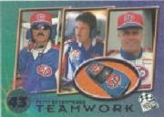 1996 Press Pass Torquers #80 R.Petty/Loomis/B.Hamilton