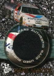 1996 Press Pass Burning Rubber #BR7 Mark Martin's Car