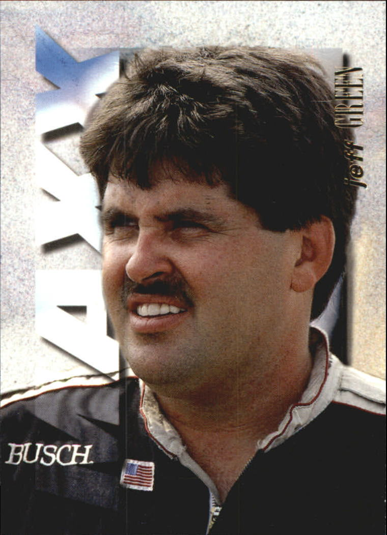 1996 Maxx #78 Jeff Green