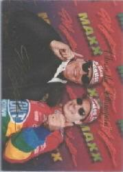 1996 Maxx Chase the Champion #8 Jeff Gordon