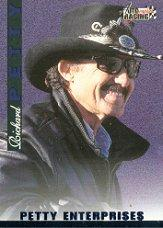 1996 Autographed Racing #10 Richard Petty