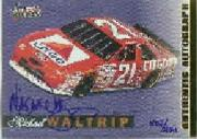 1996 Autographed Racing Autographs Certified Golds #60 Michael Waltrip/265