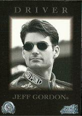 1996 Action Packed Credentials #20 Jeff Gordon