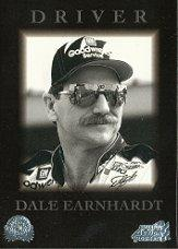 1996 Action Packed Credentials #21 Dale Earnhardt