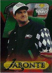 1996 Crown Jewels Elite Promos #PC1 Bobby Labonte Citrine