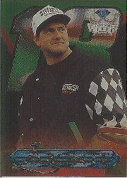 1996 Crown Jewels Elite Promos #PS1 Bobby Labonte Sapphire