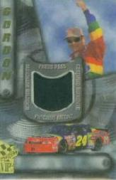 1997 VIP Precious Metal #SM1 Jeff Gordon