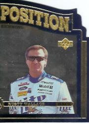 1997 Upper Deck Road To The Cup Premiere Position #PP44 Rusty Wallace