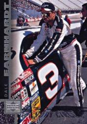 1997 Upper Deck Victory Circle #3 Dale Earnhardt