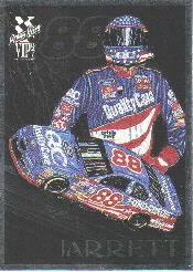 1997 VIP Knights of Thunder #KT3 Dale Jarrett