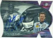 1997 SPx SpeedView Autographs #SV2 Rusty Wallace