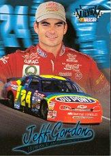 1997 Ultra #12 Jeff Gordon