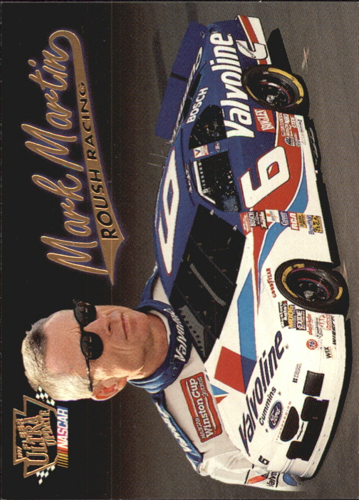 1997 Ultra Update #4 Mark Martin