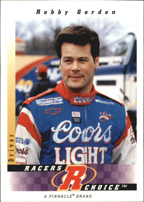 1997 Racer's Choice #14 Robby Gordon RC