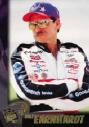 1997 Press Pass #4 Dale Earnhardt