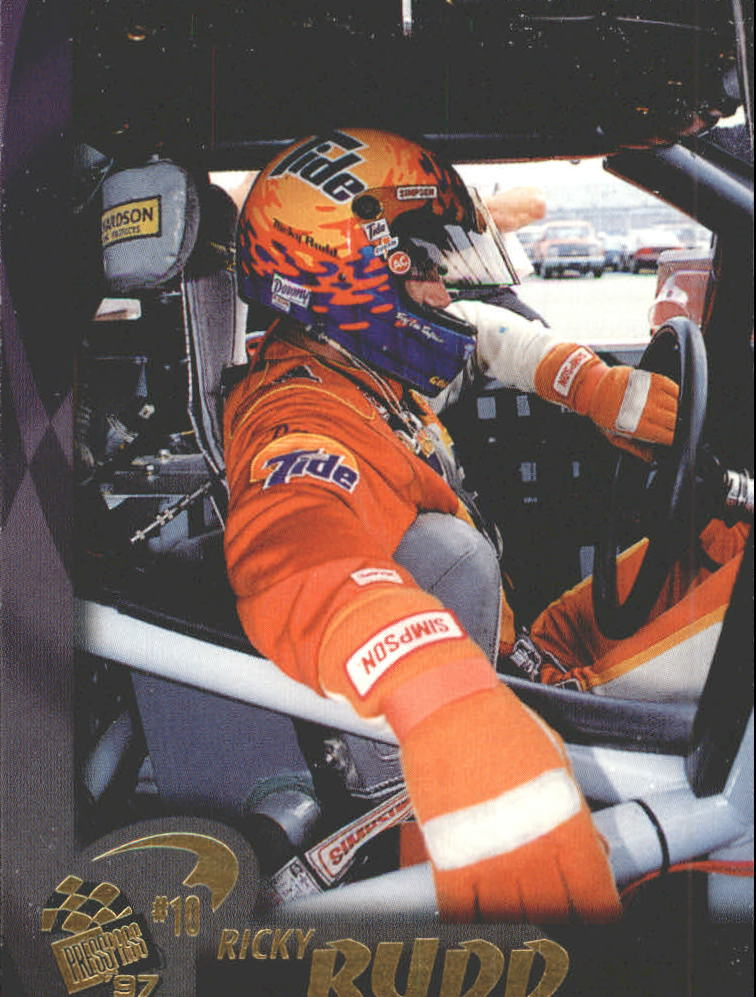 1997 Press Pass #6 Ricky Rudd