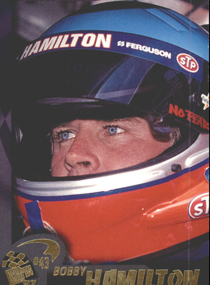 1997 Press Pass #9 Bobby Hamilton