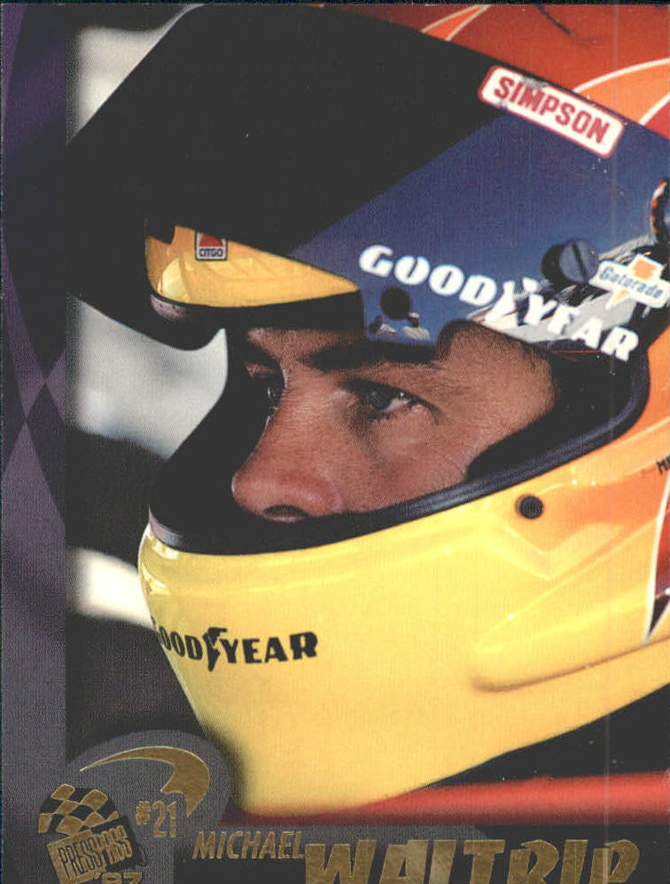 1997 Press Pass #14 Michael Waltrip
