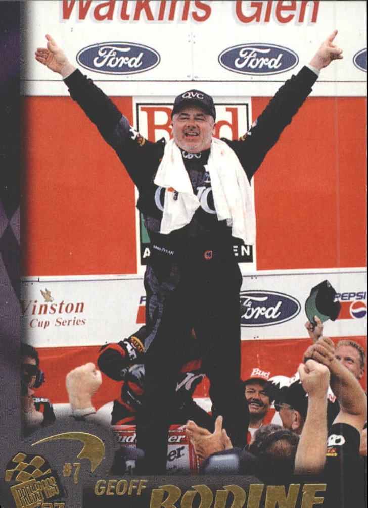 1997 Press Pass #16 Geoff Bodine