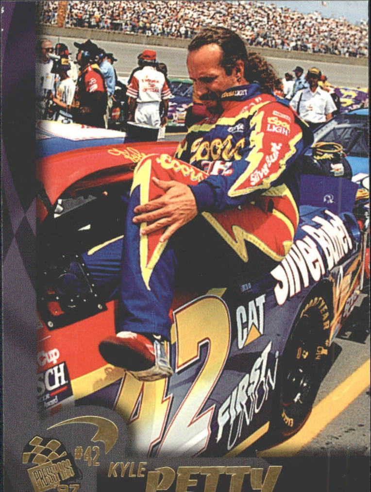 1997 Press Pass #23 Kyle Petty