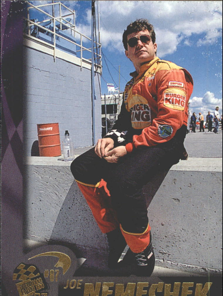 1997 Press Pass #29 Joe Nemechek