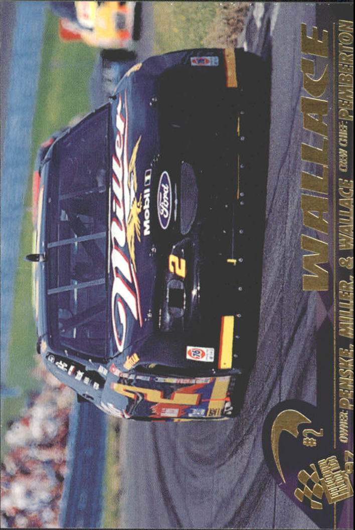 1997 Press Pass #31 Rusty Wallace's Car