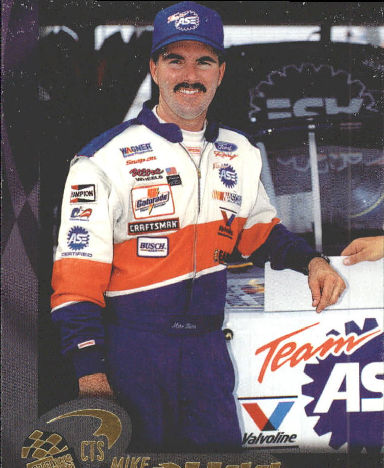 1997 Press Pass #46 Mike Bliss