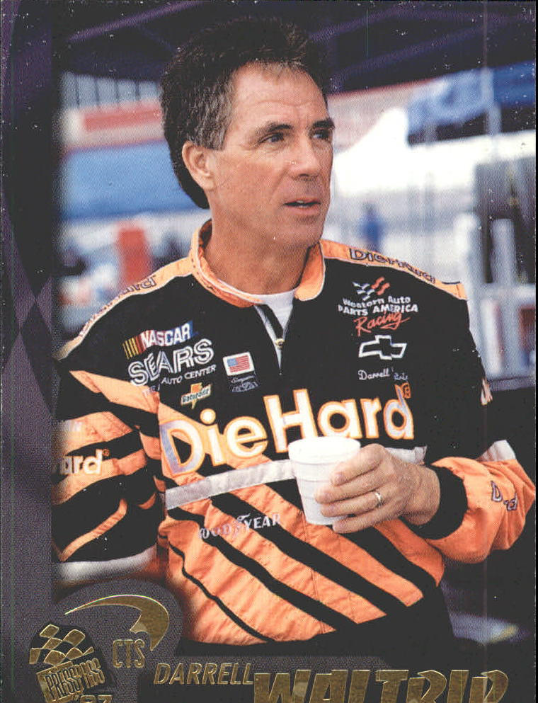1997 Press Pass #54 Darrell Waltrip