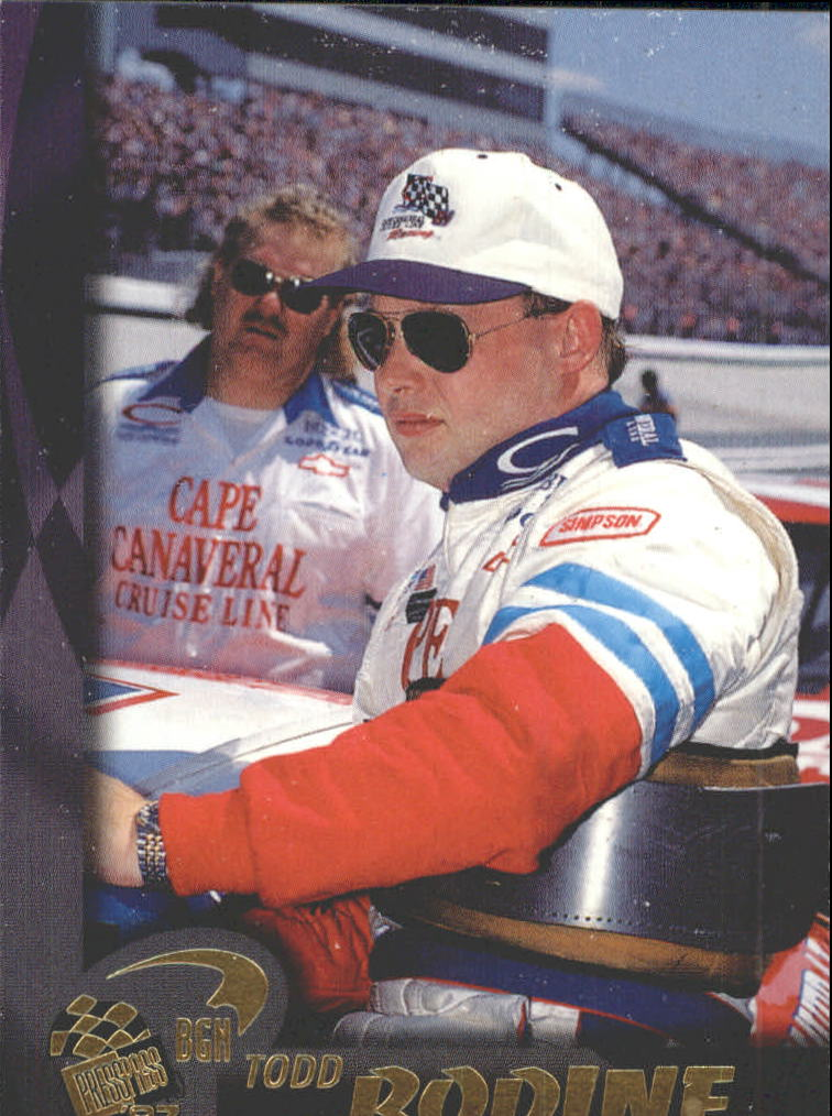 1997 Press Pass #64 Todd Bodine
