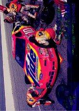 1997 Press Pass Oil Slicks #36 Ricky Rudd's Car