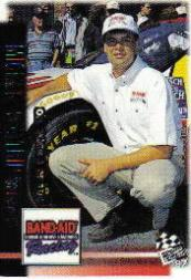 1997 Press Pass Oil Slicks #123 Michael Waltrip