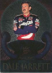 1997 Press Pass Premium Crystal Ball #CB6 Dale Jarrett