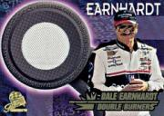 1997 Press Pass Premium Double Burners #DB1 Dale Earnhardt