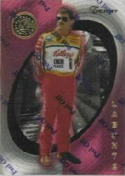 1997 Pinnacle Totally Certified Platinum Red #5 Terry Labonte