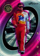 1997 Pinnacle Totally Certified Platinum Red #10 Ricky Rudd