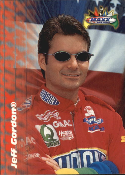 1997 Maxx #24 Jeff Gordon